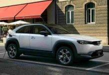 Mazda MX-30, la prima elettrica della Casa: uscita, motore e prezzo