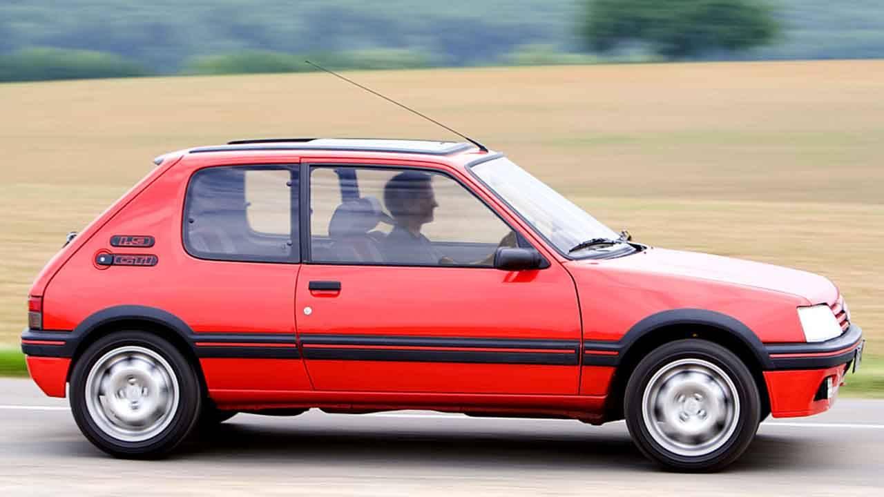 Anni '80 Honda 205