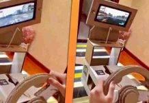 Simulatore auto in cartone, si può fare e funziona - VIDEO