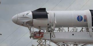 Space X Nasa