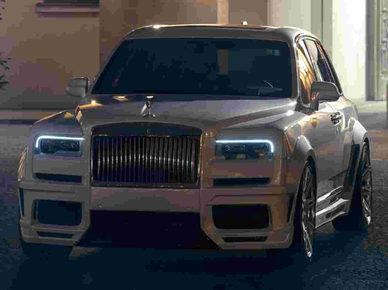 Rolls-Royce Cullinan, il modellino del SUV che costa come un'utilitaria