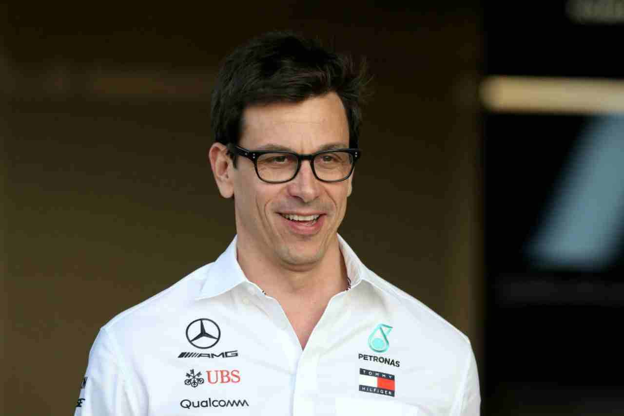 F1: Wolff, la variante Vettel esiste