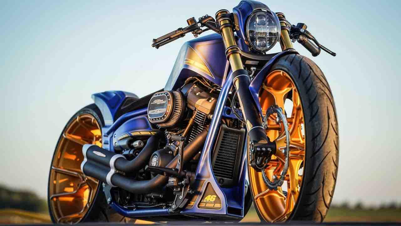 Harley-Davidson Softail Mugello