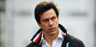 wolff F1 GP Austria