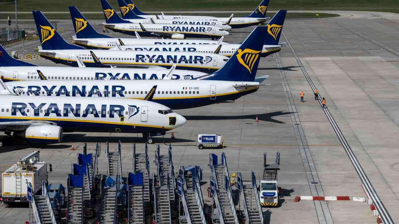 voli aerei ryanair offerte