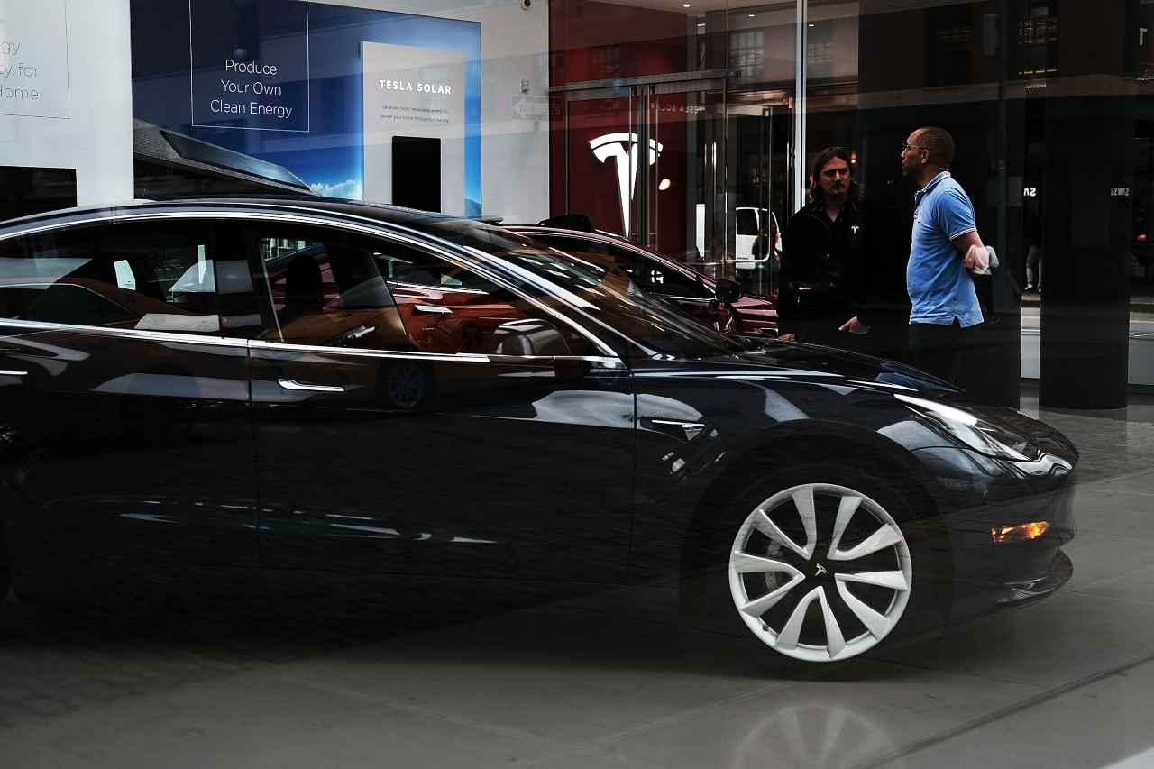 Acquista Tesla per sbaglio