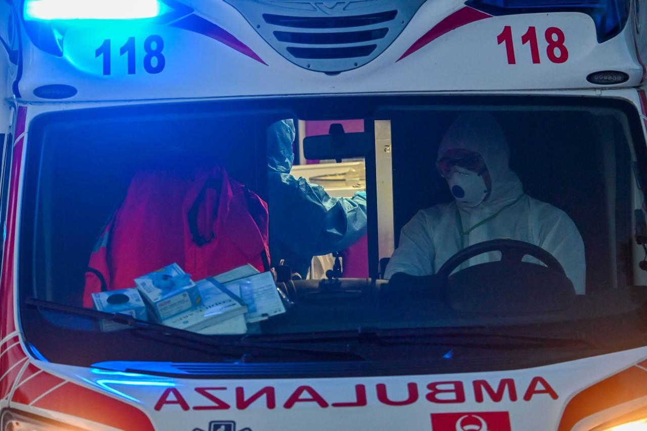 Incidente Autobus Cervo