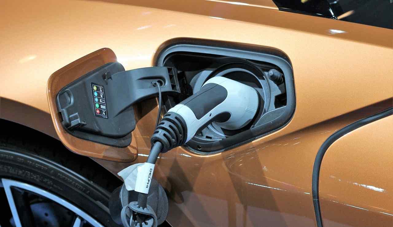 Auto elettrica Dyson