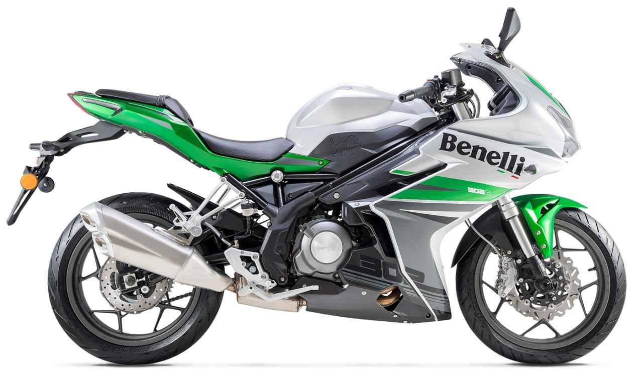 Nuova Benelli 302R