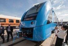 Coradia iLint Treni a Idrogeno