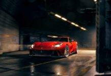 Ferrari 812 GTO