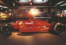 Ferrari IndyCar