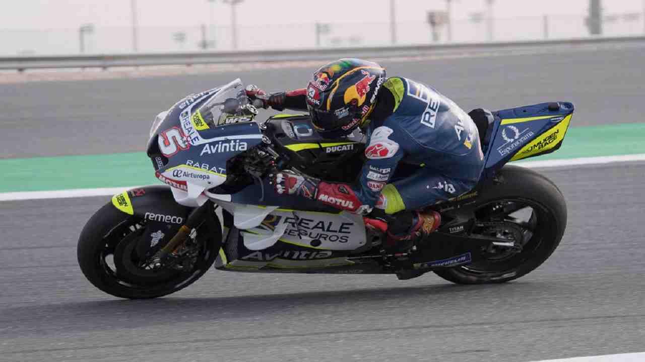 MotoGP Johann Zarco