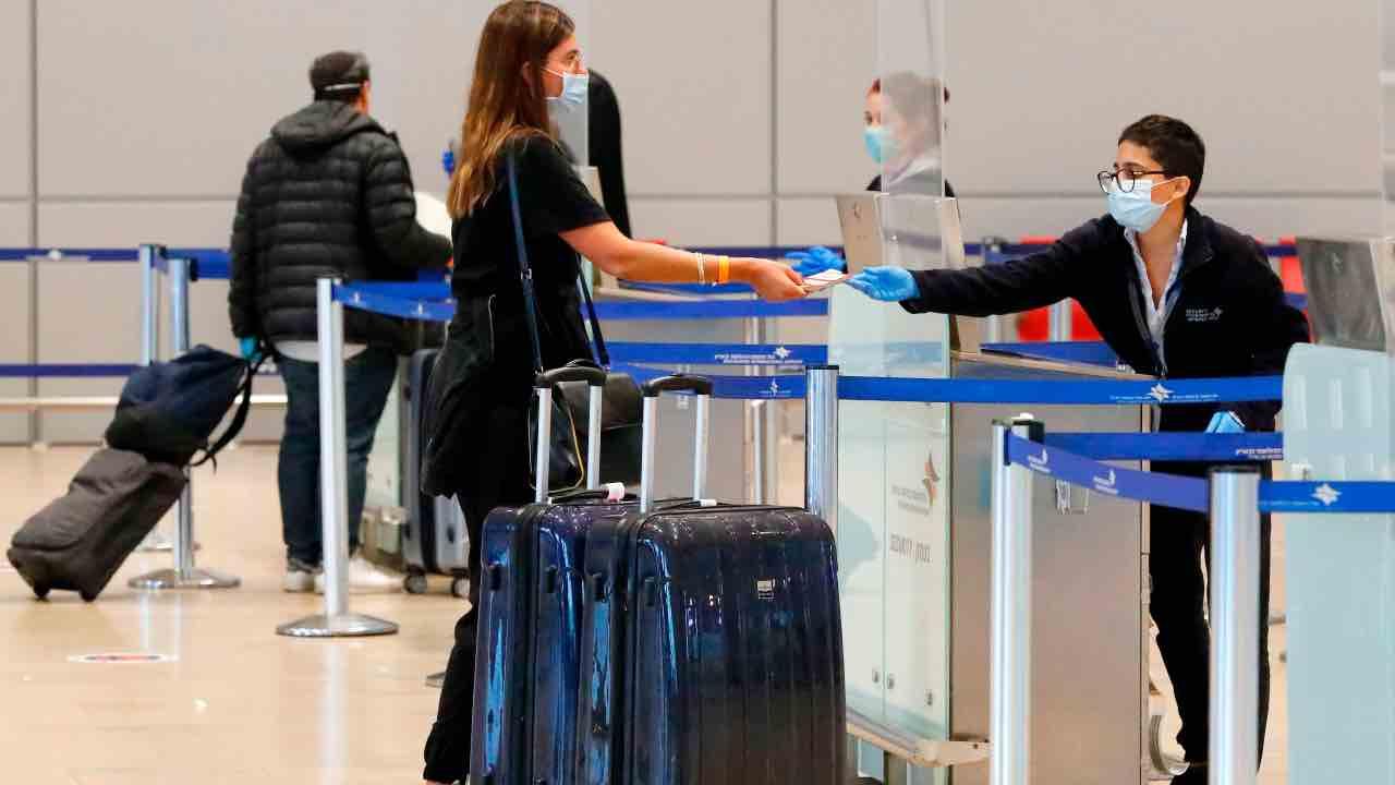 viaggi aereo bagaglio mano