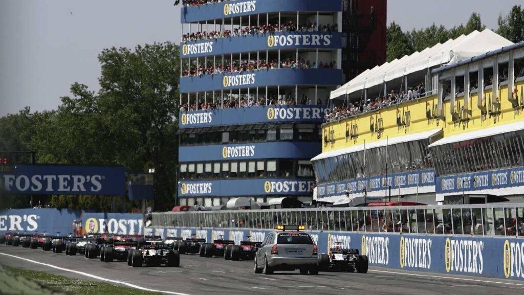 Imola GP F1