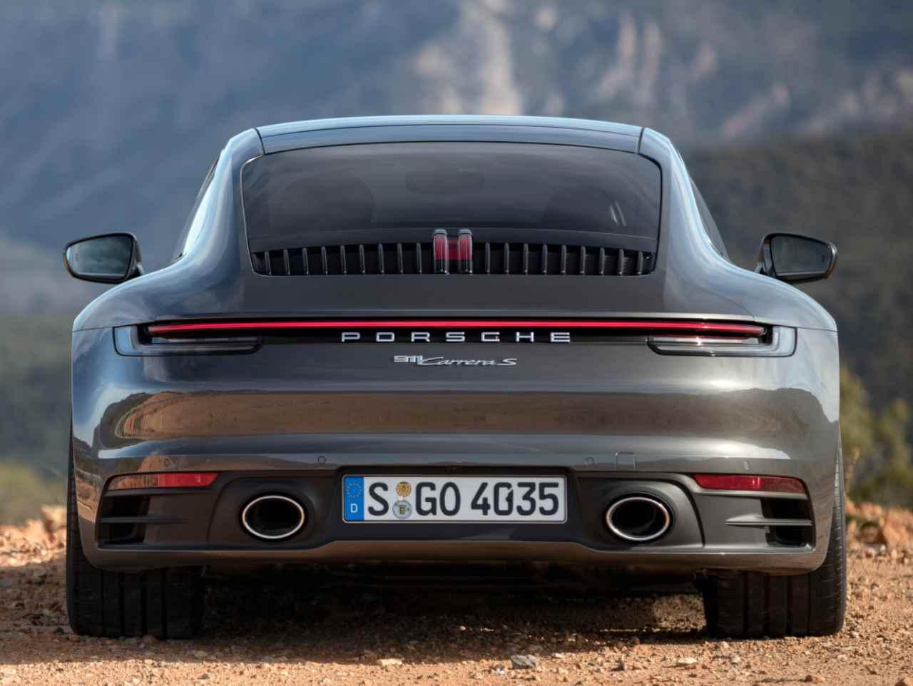 Porsche 911 ibrida