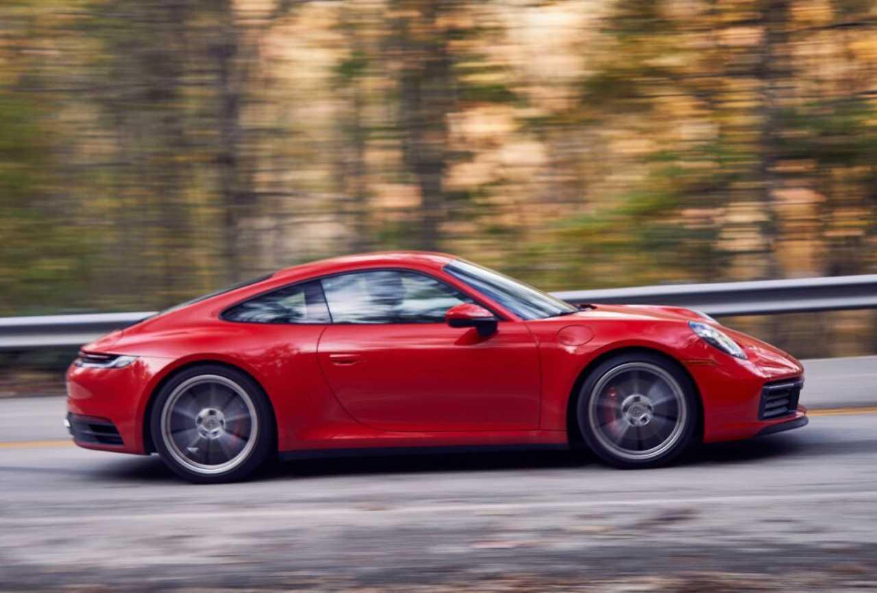 Porsche 911 versione elettrica