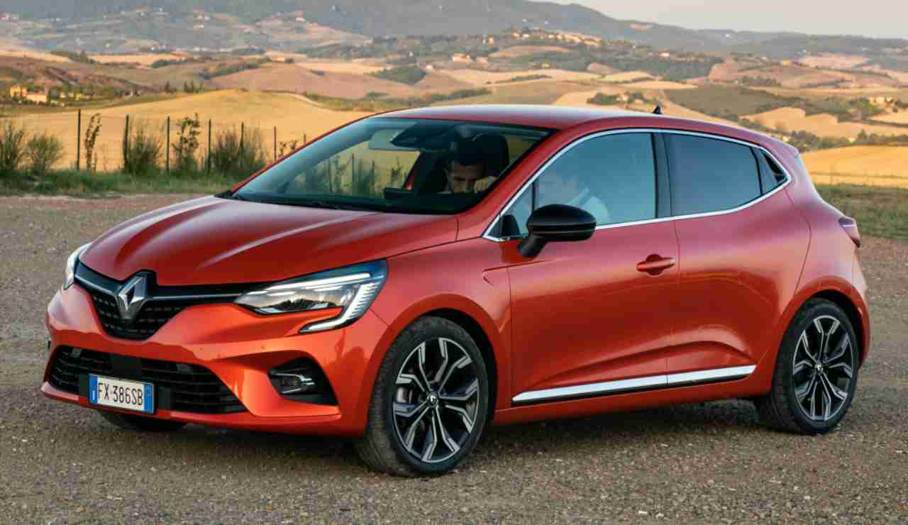 Renault Clio Bollo Auto