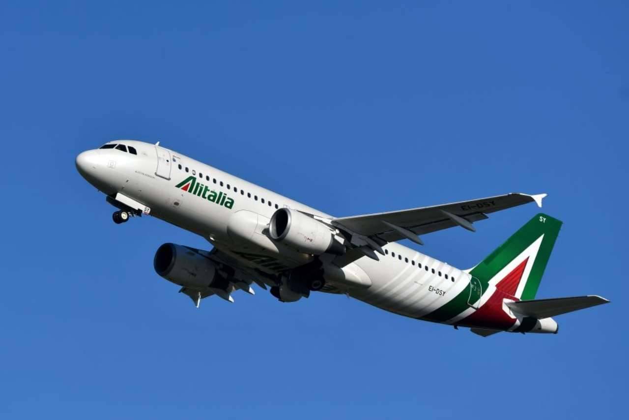 Alitalia voli Italia