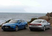 Audi Quattro, che succede in un sottopassaggio allagato - Video