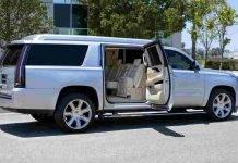 Cadillac Escalade ESV, in vendita la versione extra-lusso di Tom Brady