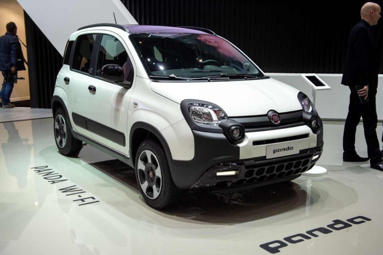 Fiat Panda, auto più venduta