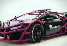Lamborghini Alex Choi