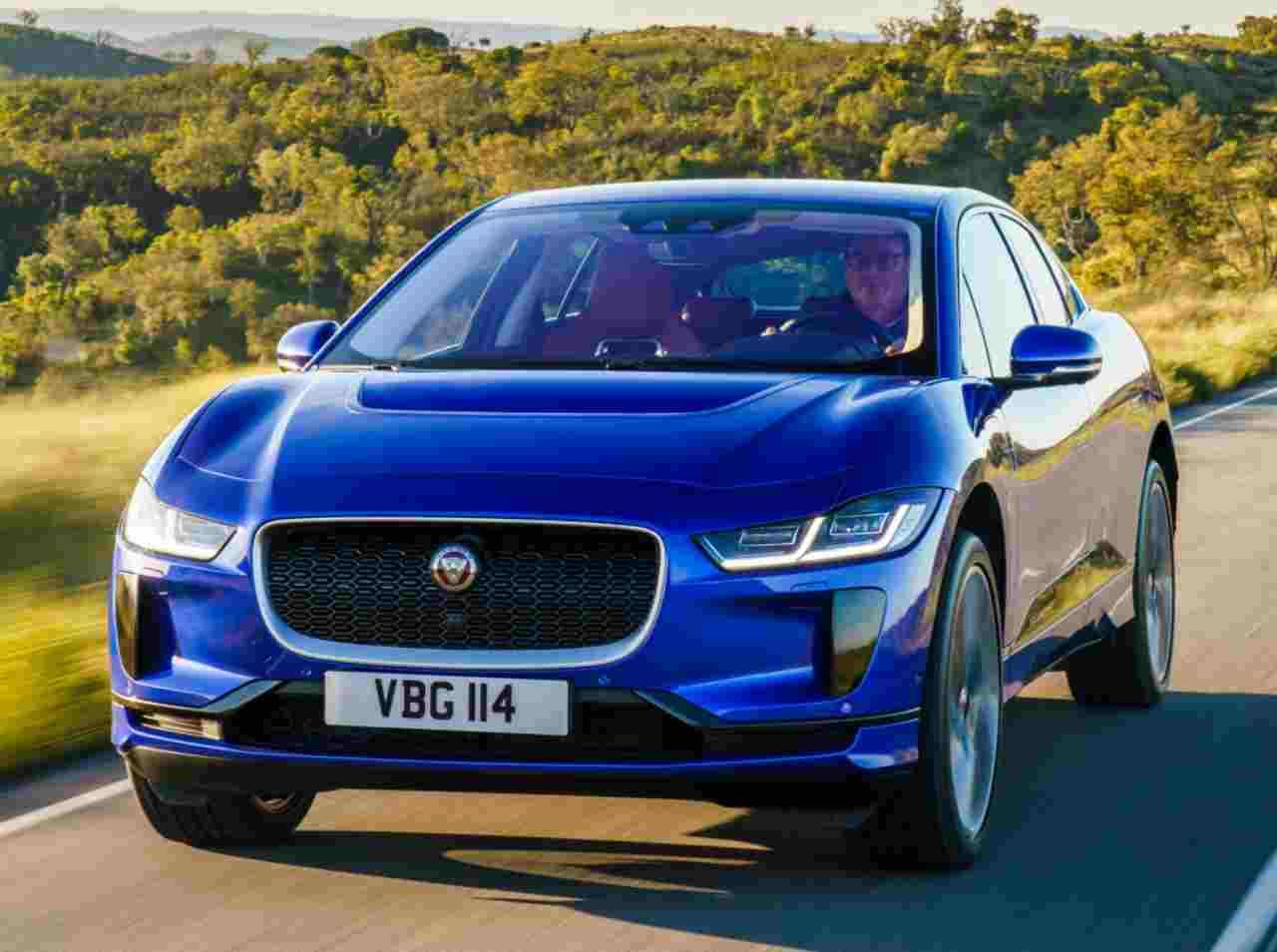 Auto elettriche: Jaguar I-Pace, il piano per i taxi norvegesi
