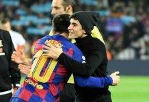 Hamilton, Marquez e gli altri: la top 11 degli atleti che tifano Leo Messi