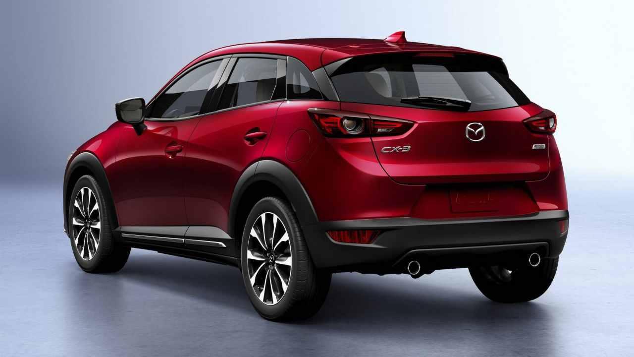 Mazda Cx 3 La Gamma 2020 Il Modello Exceed E Le Altre Novita