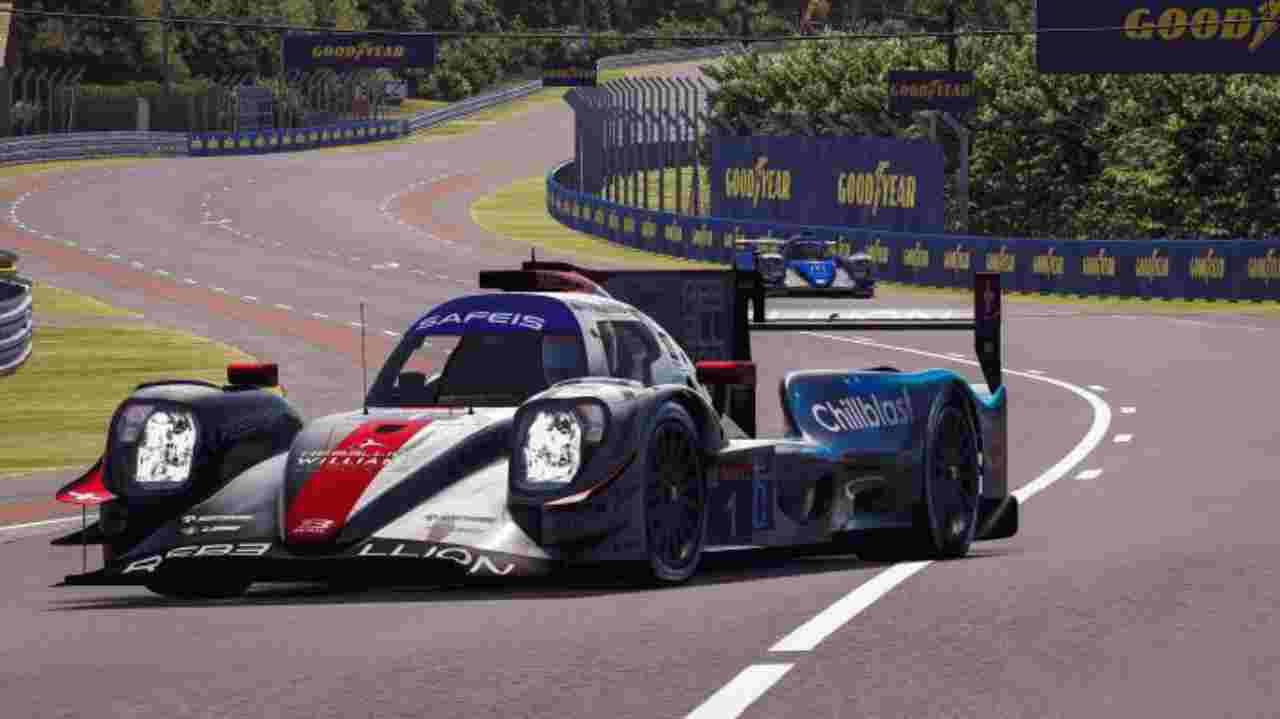 Virtual Le Mans: male Verstappen e Leclerc, vince la Rebellion Williams