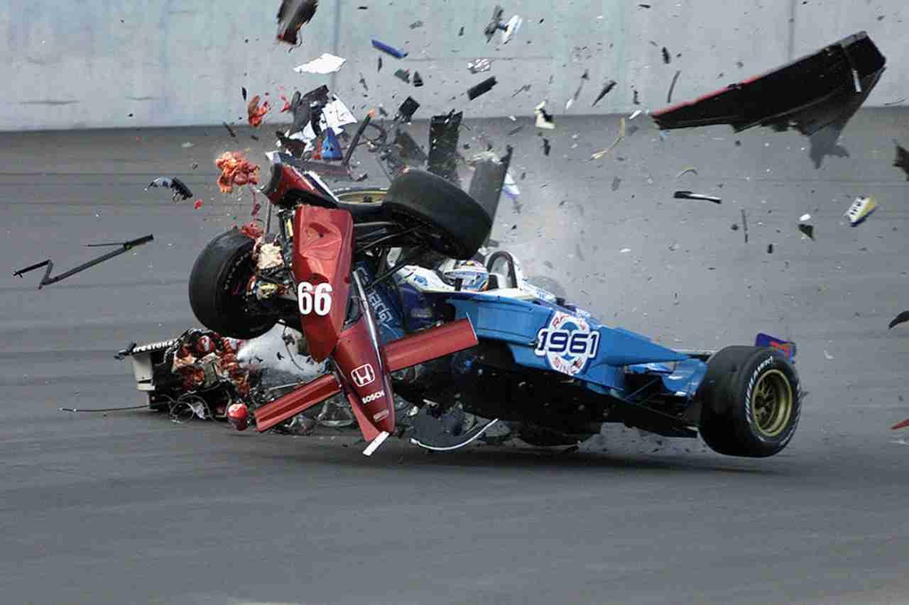 Zanardi al Lausitzring, il video del drammatico incidente del 2001