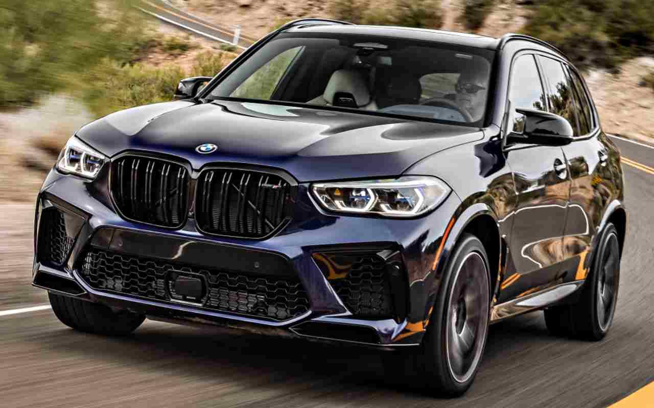 BMW X5, la versione a idrogeno pronta al debutto: la ...
