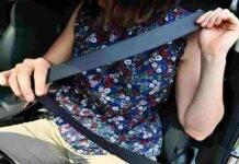 Cintura di sicurezza auto