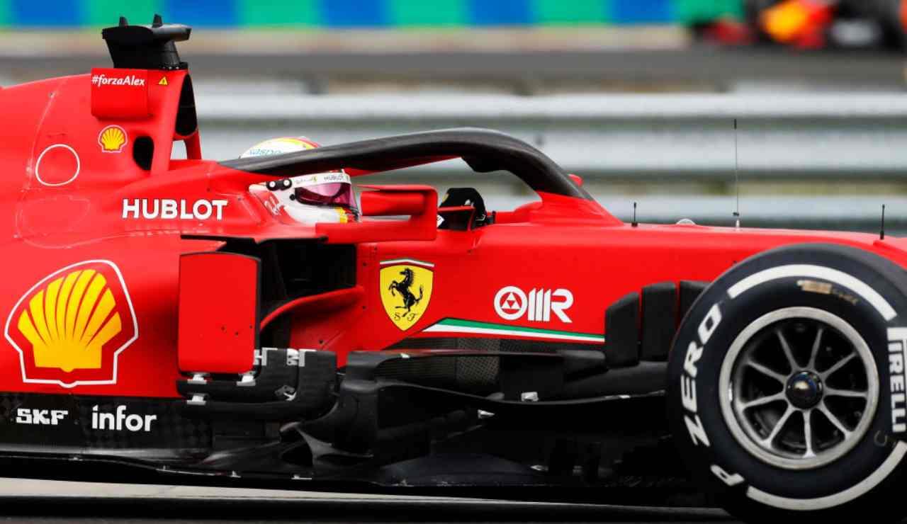 Montezemolo critica la Ferrari: