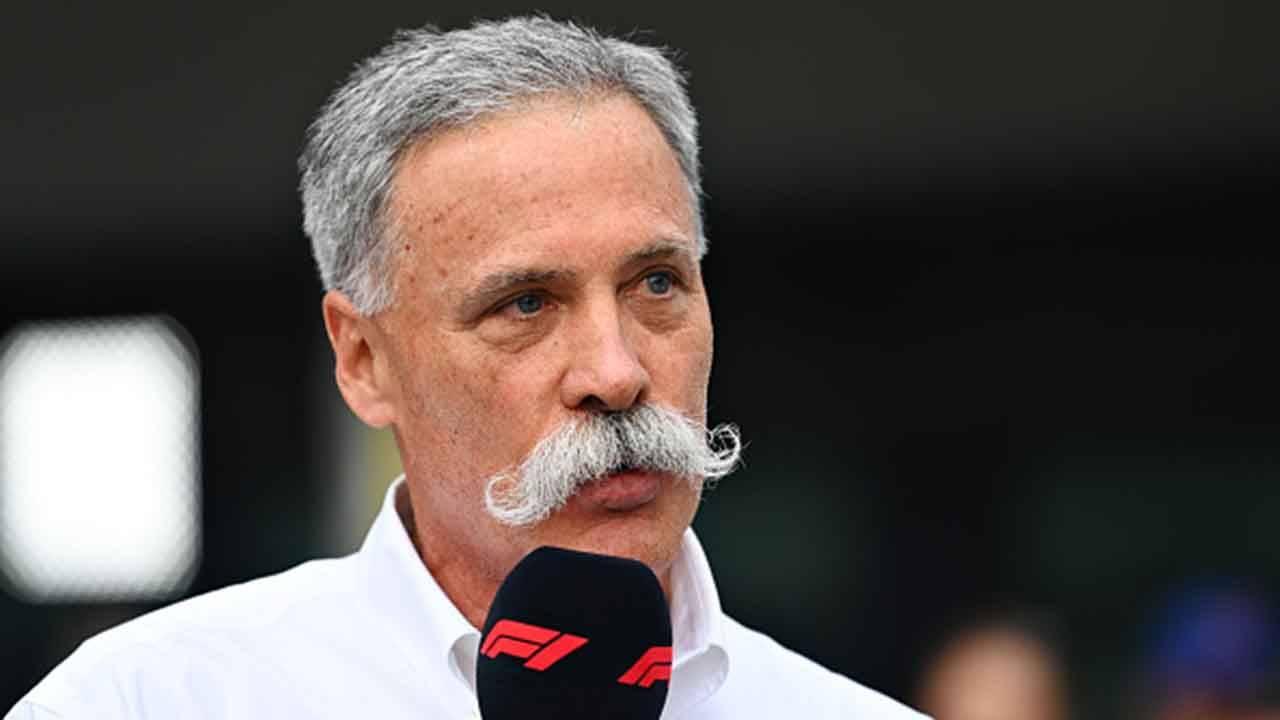 Formula 1 Carey