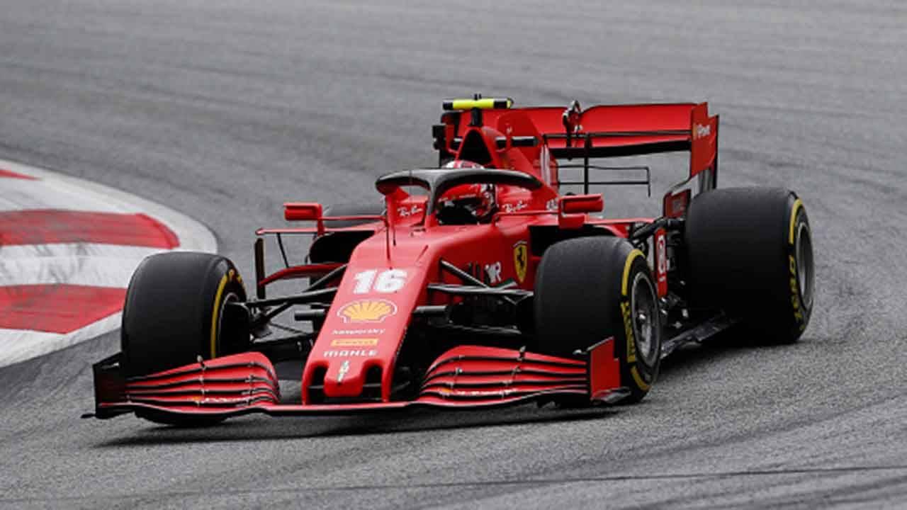GP Austria prove libere