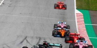 Hamilton penalizzato in griglia