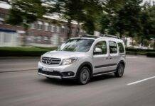 Mercedes City Van