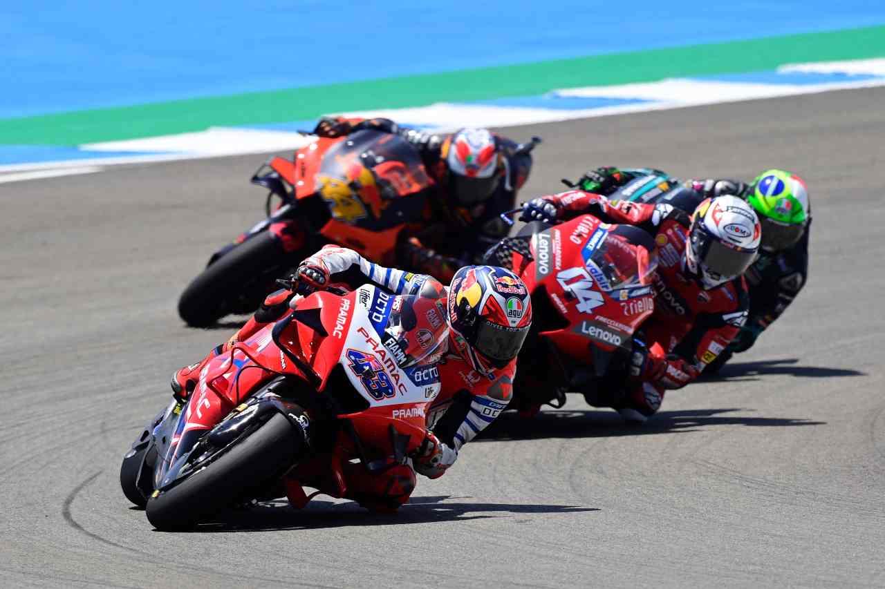 MotoGP prove libere Andalusia