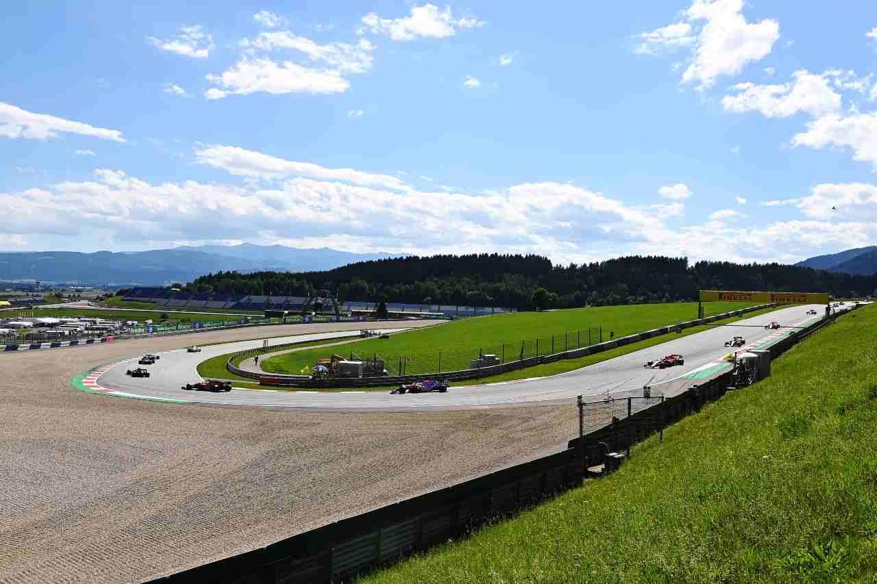 GP Stiria: Cancellate le FP3 ufficialmente, qualifiche a rischio