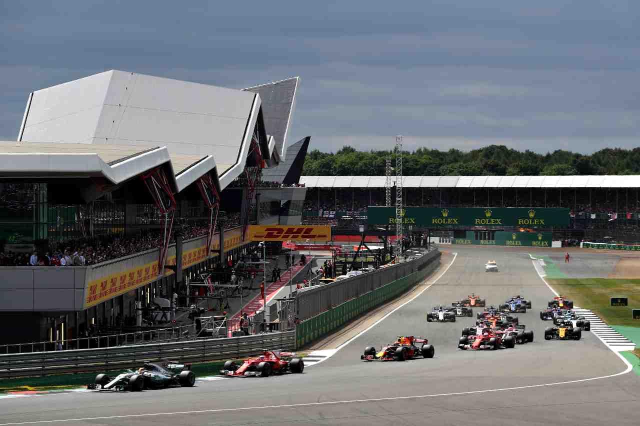 Qualifiche GP Silverstone
