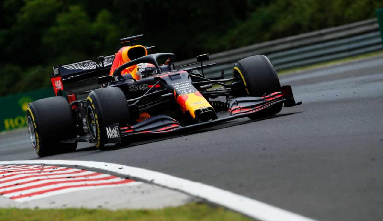 Gran Bretagna: prove libere tra Verstappen e Stroll