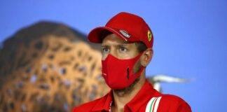 """GP Ungheria, Vettel sconsolato: """"Inevitabile che Hamilton ci avesse doppiato"""""""