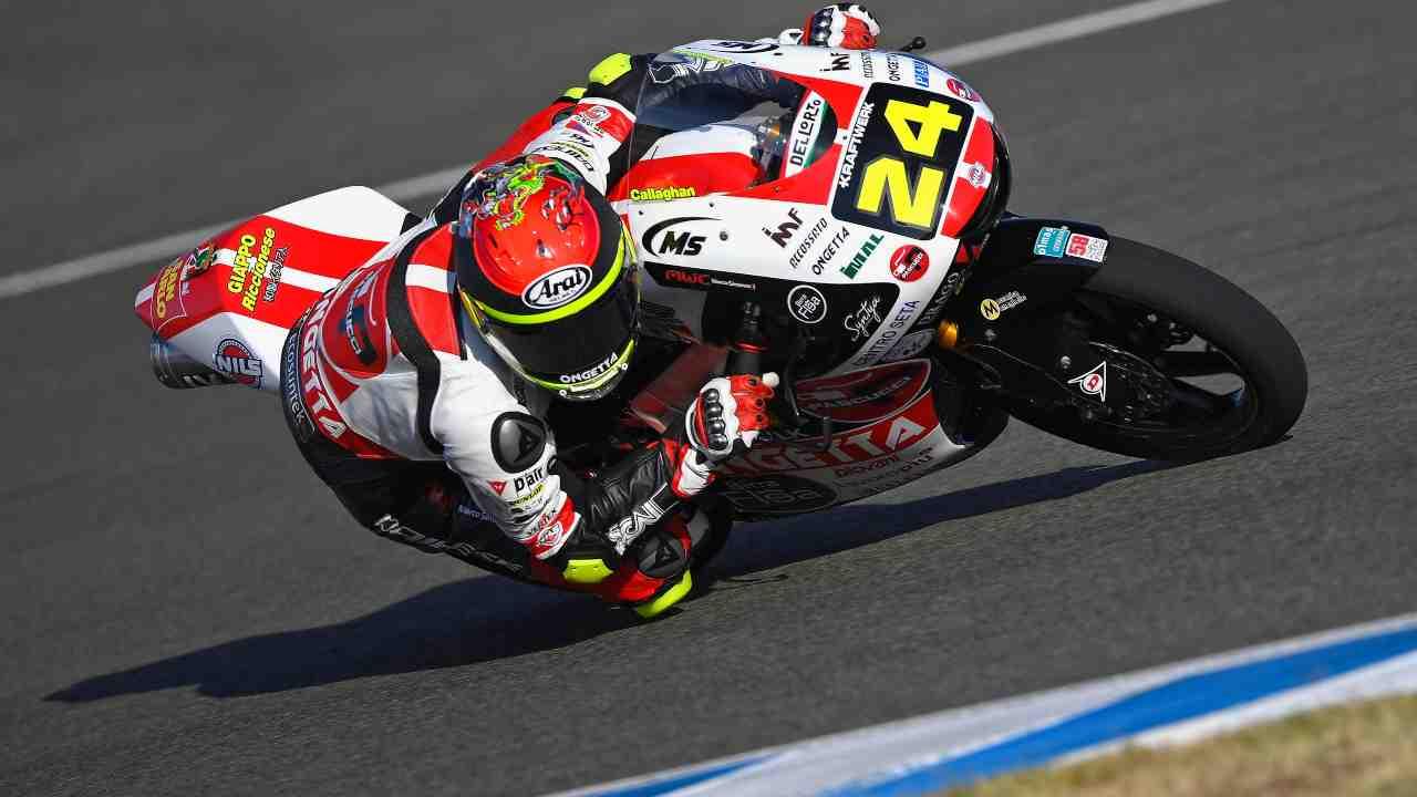 Qualifiche Moto3 Gp Andalusia: pole per Suzuki. La griglia di partenza