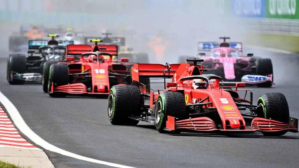 La Ferrari cambia, Binotto: