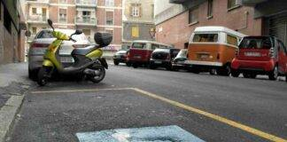 Ztl parcheggio disabili