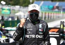 F1, GP Austria: Bottas tris in pole, numeri e curiosità delle qualifiche