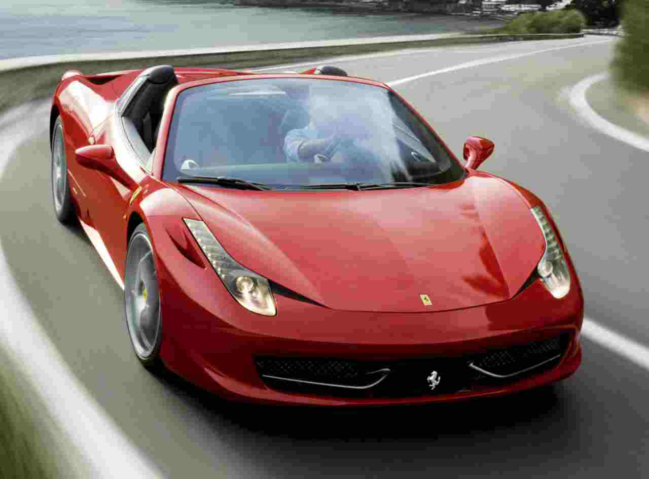 Ferrari 458 Spider, la più amata da LeBron James: il colore è speciale