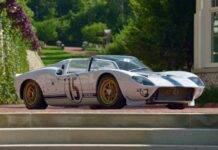 Ford GT Roadster del 1965 all'asta, perché può valere 10 milioni di dollari